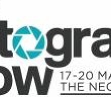 Expired: We will be at the Photography Show at the NEC 17 – 20 March