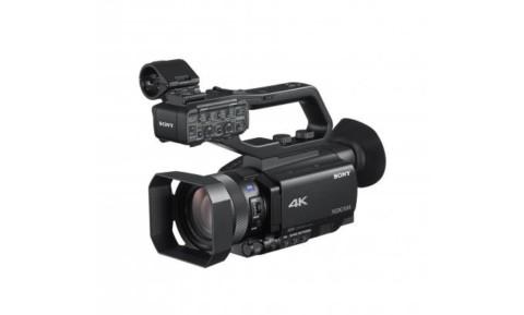 The PXW-Z90 firmware