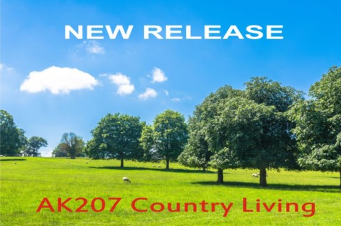 AKM Music New Release : AK207 Country Living