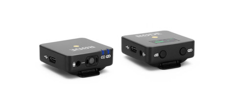 RØDE launches world's smallest wireless microphone system